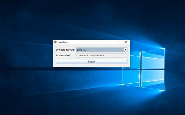 ExportNote (PC)
