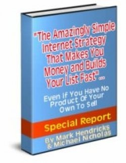 The Amazingly Simple Internet Strategy