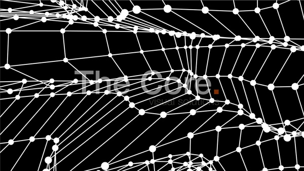 00061 WIRE GRID WAVING-5 by The Core