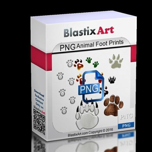 Png animal Foot  Prints