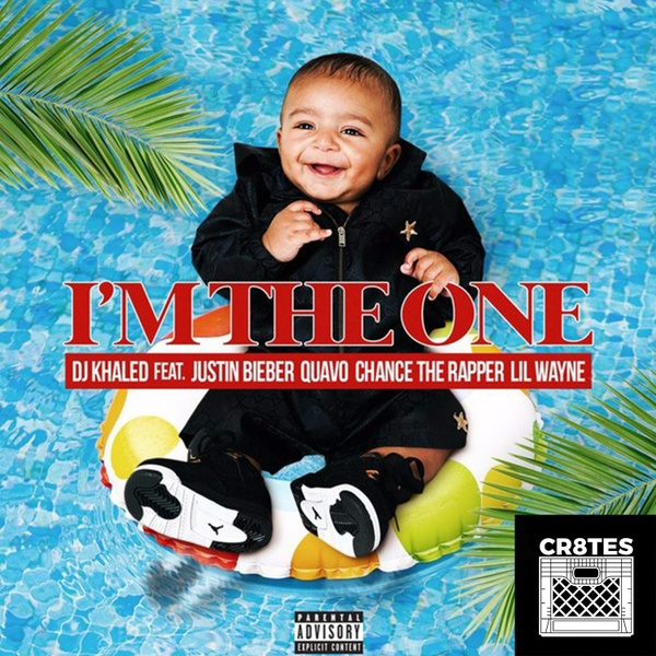 DJ Khaled – I'm the One (Cr8tes MIni Kit)