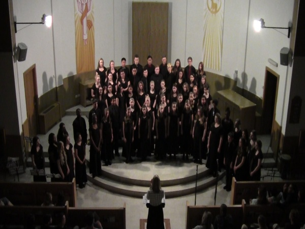 Naples School Complex Spring Choir Concert