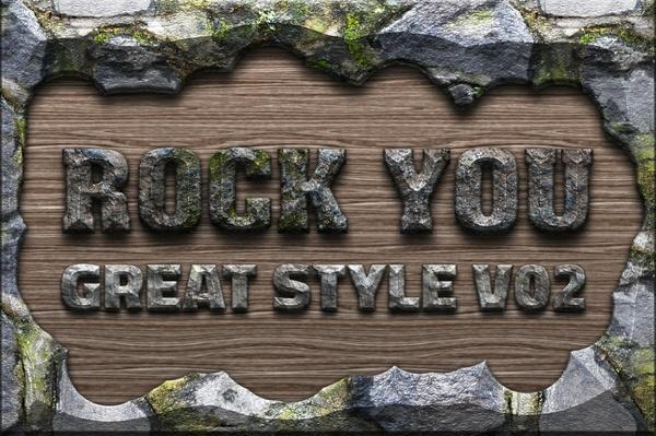 36 Rock Styles V02