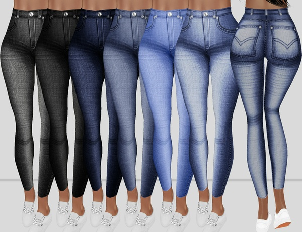 Realistic Jeans Size RL 04
