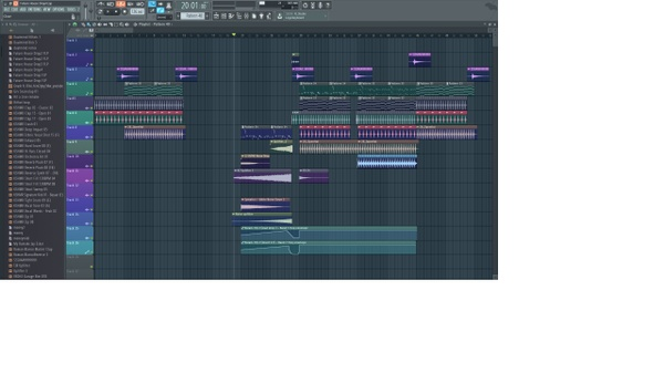 Future House Drop 4 FLP