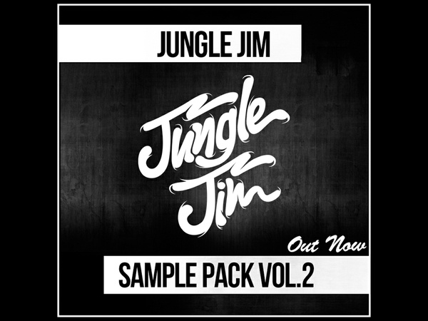 Jungle Jim Sample Pack Vol. 2