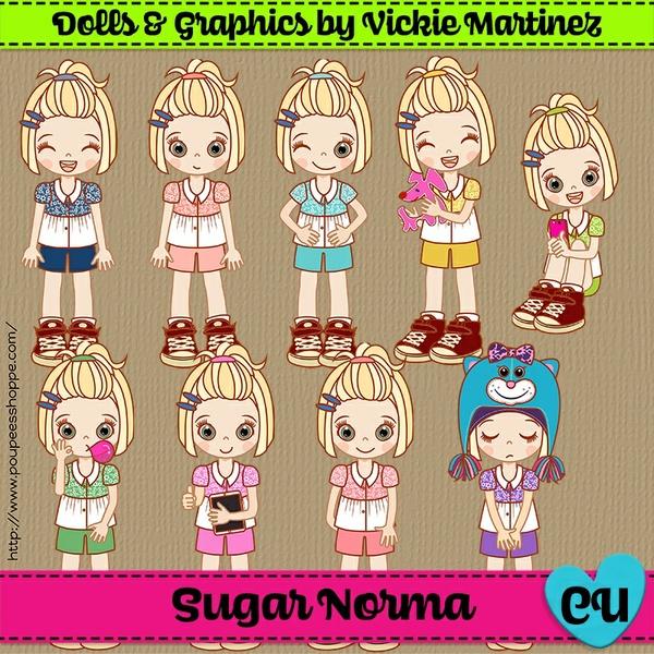 Sugar Norma