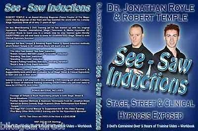 SEE-SAW RAPID & INSTANT HYPNOTIC INDUCTION'S