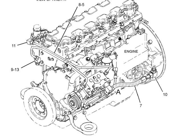 Caterpillar 140H Motor Grader Parts Manual Download(CCRC2488-101)