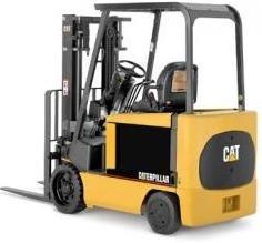 Caterpillar Electric Forklift Truck EC15K, EC18K(KL), EC20K, EC25K(KE, KL), EC30K(KL) Service Manual