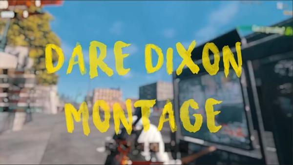 Dare Dixon H1Z1 Montage