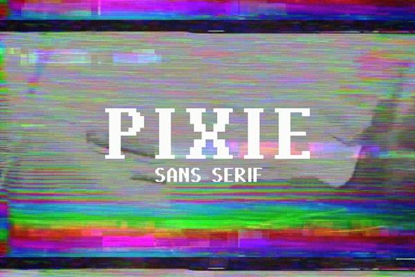 Pixie Sans Serif