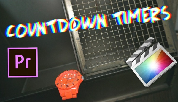 SMALL PACK - Countdown Timers - 60 & 120 Seconds