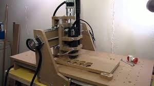 Build Your own CNC Router