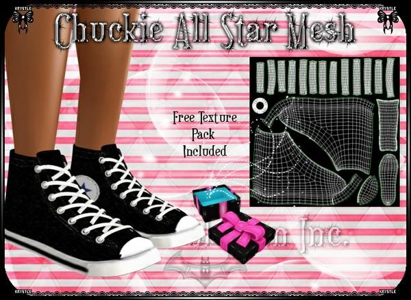 💎 Chuckie All Star Mesh
