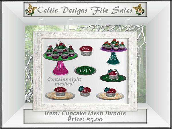 CD Cupcake Bundle