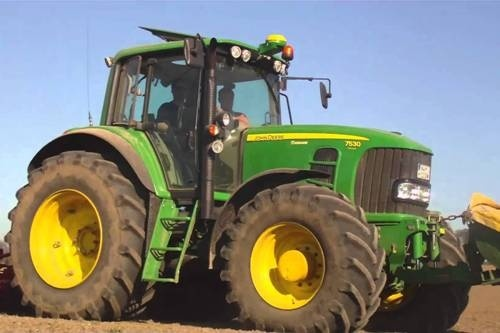 John Deere 7430 & 7530 Premium (North American Edition) Tractors Service Repair Manual (TM400319)