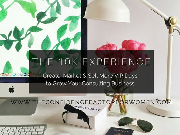 The 10K VIP Experience for Consultants