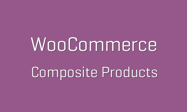 WooCommerce Composite Products 3.13.3 Extension