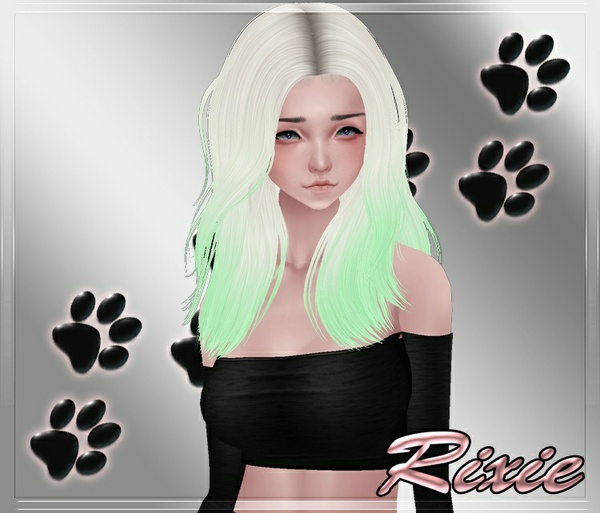 Kattiq Hair 49 Bleen