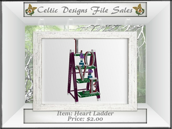 CD Heart Ladder