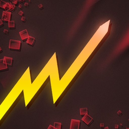 Speedy Line - Buildbox 2 Game Template