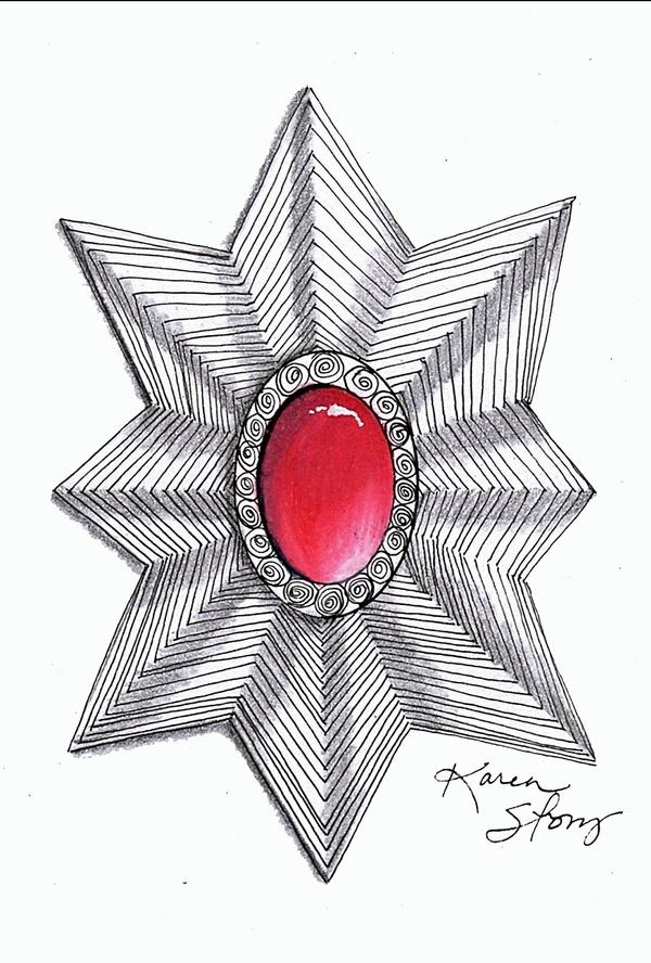Ruby Medallion
