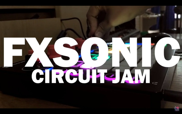 FXSONIC CIRCUITJAM 06092017 - Session & Samples File