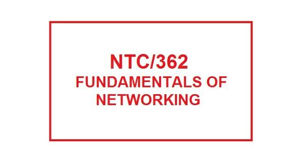 NTC 362 Week 5 Learning Team Peer Review