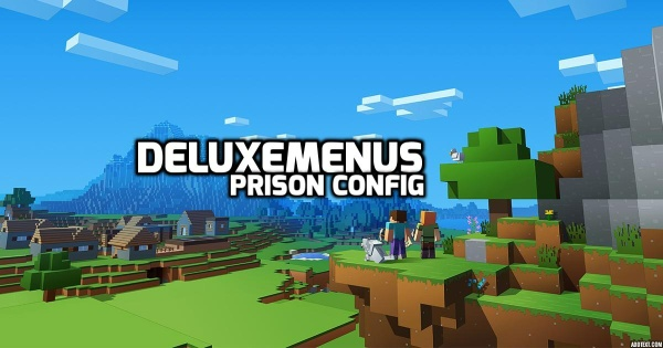 Deluxe Menu Prison GUI