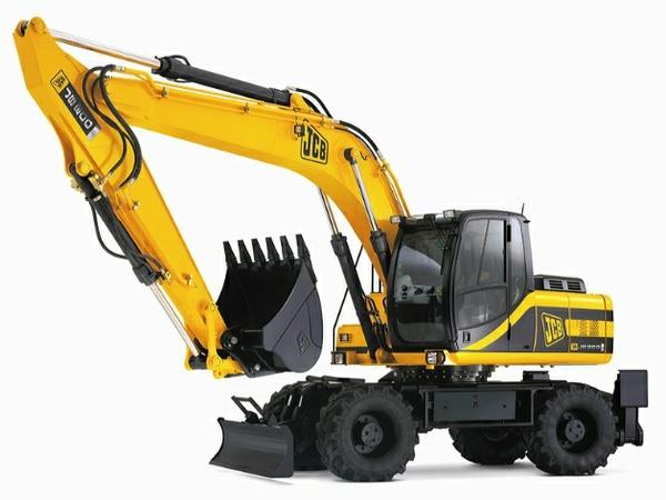 JCB JS200W Wheeled Excavator Service Repair Workshop Manual DOWNLOAD