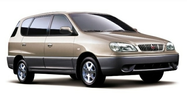 Kia Carens 2000 2001 2002 Repair Manual