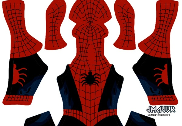 Spider-man Steve Ditko (Amazing Fantasy #15)