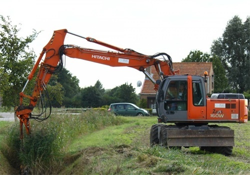 Hitachi Zaxis 160W Wheeled Excavator Service Repair Manual Download