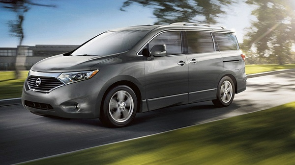 2011-2014 Nissan Quest Minivan Factory Workshop Service Manuals
