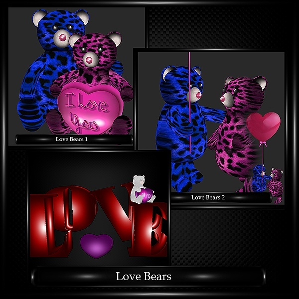 Love Bears Meshes WITH RESELL RIGHTS