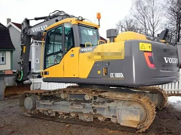 VOLVO EC180D L EC180DL EXCAVATOR SERVICE REPAIR MANUAL - DOWNLOAD