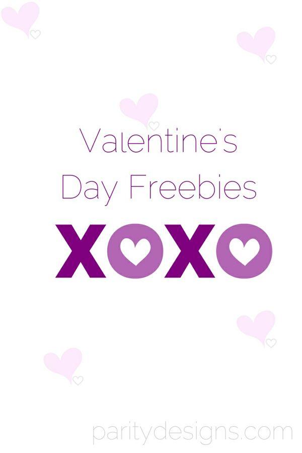 Valentine's Day Freebie Pack