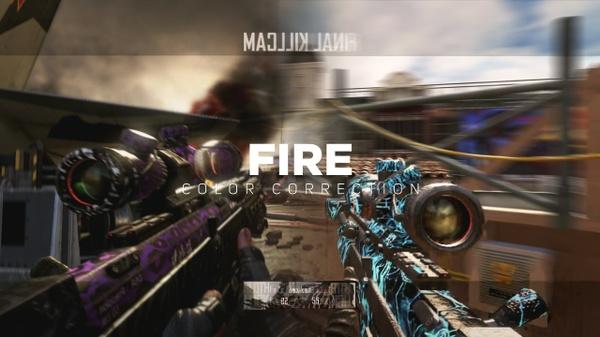 'FIRE' by FaZe Barker CC