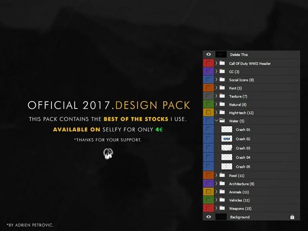 2017 Crash Design Pack