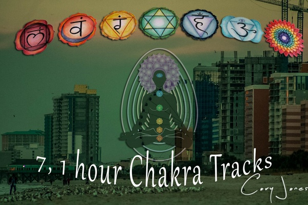 1 Hour Versions of Chakra Frequencies