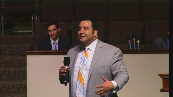 "Rev. Andre Urquidez 10-11-15pm "" Intentional"" MP4"