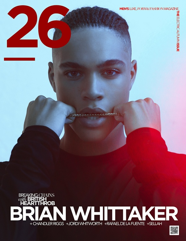 26 Magazine 'Electric Autumn' Issue Brian Whittaker