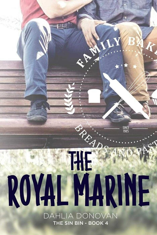 MOBI The Royal Marine by Dahlia Donovan