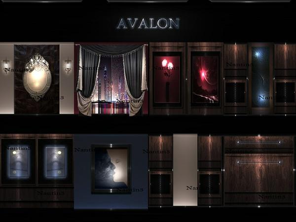 AVALON FILES 100Textures 256x256jpg. + 38Textures+Opacity Gift !!!