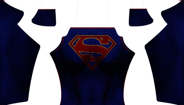 Supergirl (CBS Version) Dye-Sub Digital Pattern
