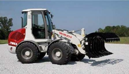 Takeuchi TW65 Wheel Loader Service Repair Manual Download