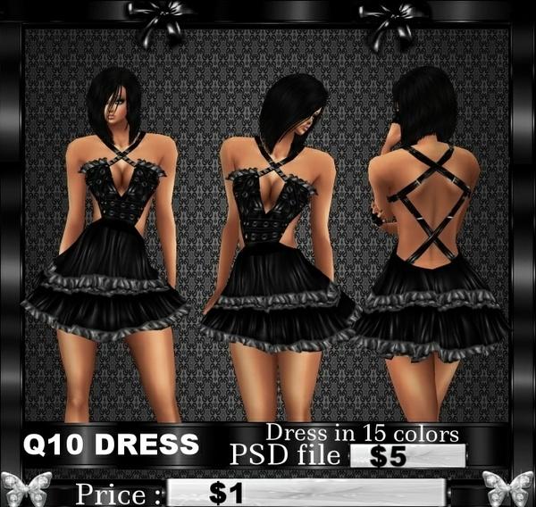 Q10 DRESS
