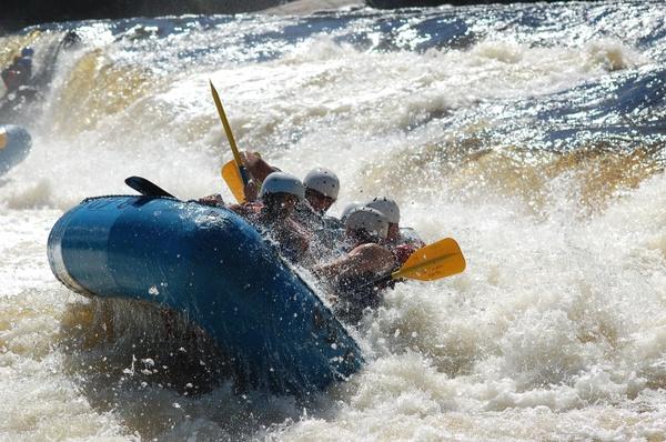 Penobscot Rafting 07/29/2017