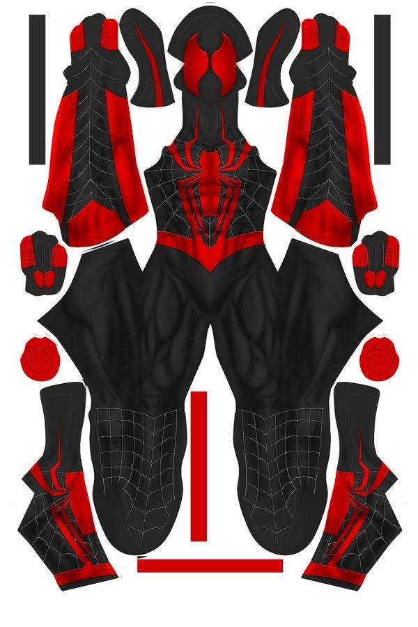 ALTERNATE DESIGN SPIDER-MAN EDIT 2 pattern